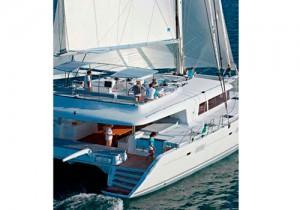 Catamaran Dragon Lagoon 62 6