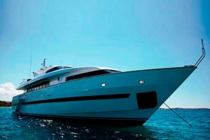 Motor Yacht Project Steel 9